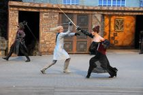 Fight Choreografie Malcolm Ranson